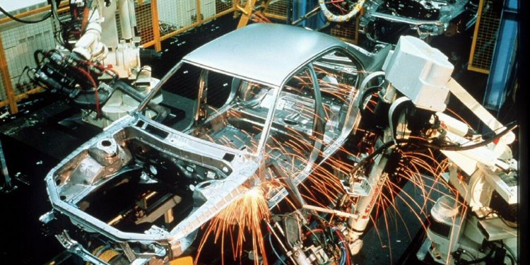 Car Manufacturing industry