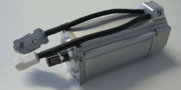 Industrial Servo Motors