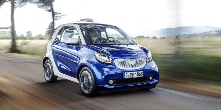 Manufacturer of Smart car