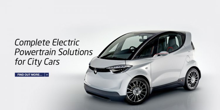 Electric car manufacturers UK